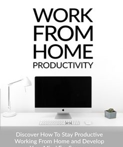 Work From Home Productivity Ebook and Videos MRR
