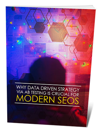 Data Driven SEO Ebook with Master Resale Rights