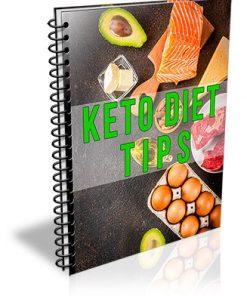 Keto Diet Tips PLR Report