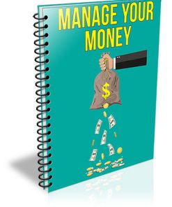 Managing Your Money PLR Report