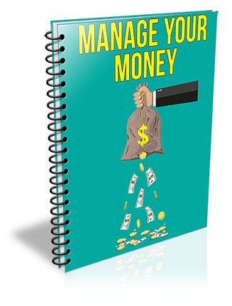 Managing Your Money PLR Report