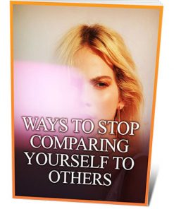 Stop Comparing Yourself to Others Ebook MRR