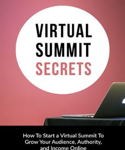 Virtual Summit Secrets Ebook and Videos MRR