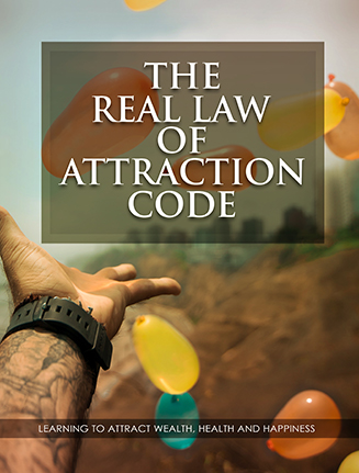 Real Law of Attraction Code Ebook and Videos MRR