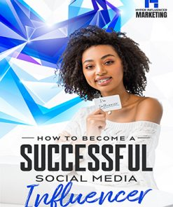 Become a Successful Social Media Influencer Ebook and Videos MRR