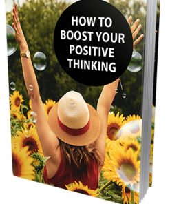 Boost Your Positive Thinking Report MRR