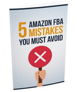 5 Amazon FBA Mistakes Report MRR