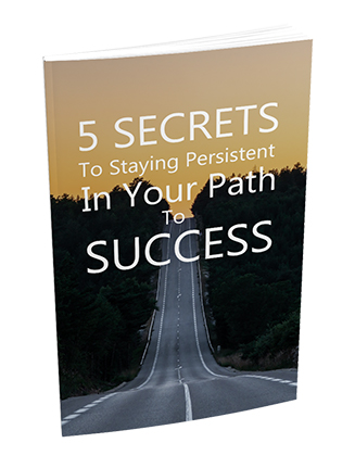 5 Secrets to Staying Persistent Report MRR