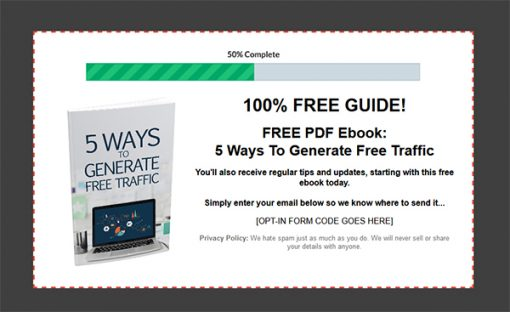 5 Ways to Generate Free Traffic Report MRR