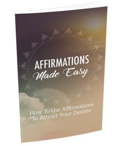 Affirmations Made Easy Report MRR