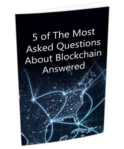 Blockchain Questions Answered Report MRR