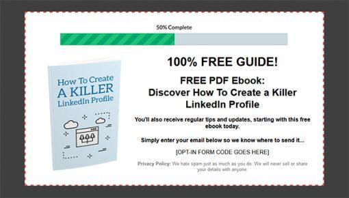 Create a Killer LinkedIn Profile Report MRR
