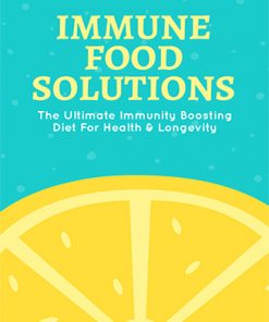 Immune Food Solutions Ebook and Videos MRR
