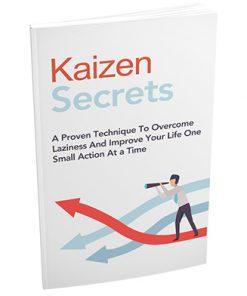 Kaizen Life Secrets Report MRR