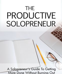 Productive Solopreneur Ebook and Videos MRR