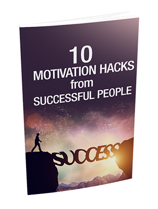 10 Motivation Hacks from Successful People Report MRR