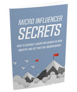 Micro Influencer Secrets Report MRR