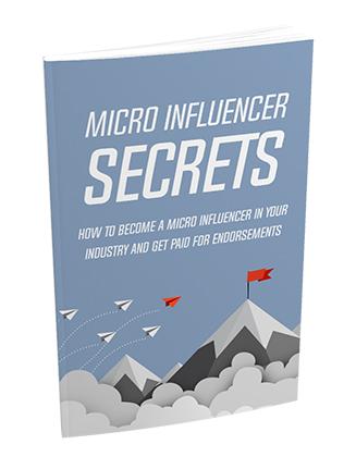 Micro Influencer Secrets Report MRR