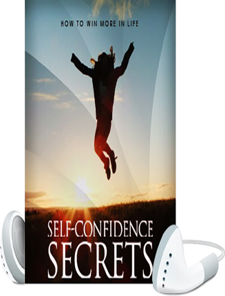 Self Confidence Secrets Report and Audio MRR