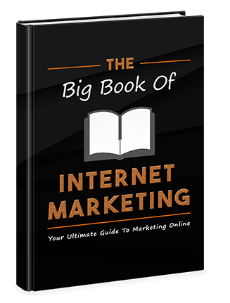 Big Book of Internet Marketing Ebook MRR