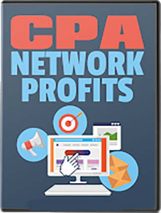 CPA Network Profits Video Training MRR