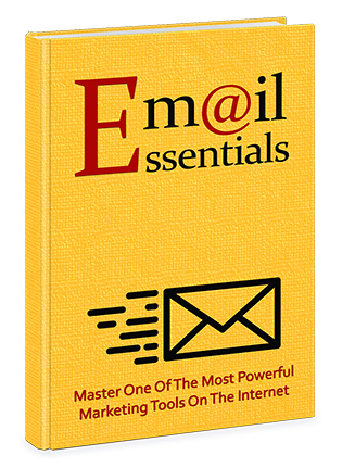 Email Essentials Ebook with Master Resale Rights