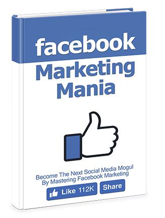 Facebook Marketing Mania Ebook MRR