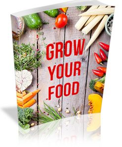Grow Your Food PLR Report