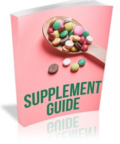 Supplement Guide PLR Report
