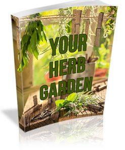 Your Herb Garden PLR Report