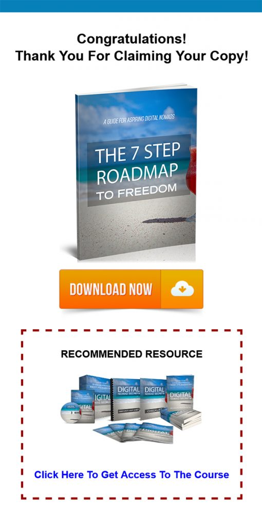 7 Step Roadmap to Freedom Report MRR