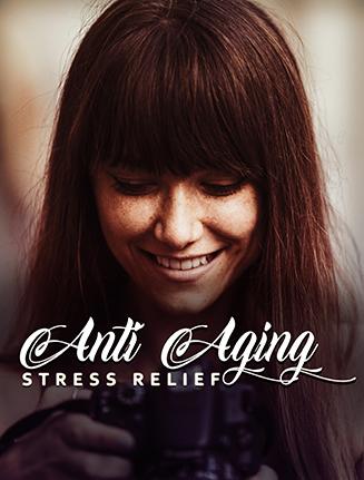 Anti-Aging Stress Relief Ebook MRR
