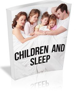Children and Sleep PLR Report