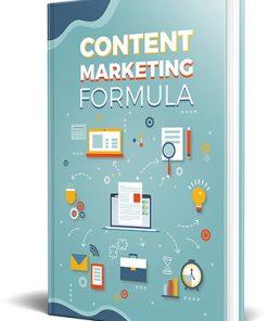 Content Marketing Formula PLR Ebook