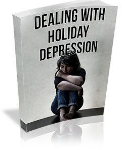 Dealing with Holiday Depression PLR Report
