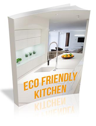 Eco Friendly Kitchen PLR Report
