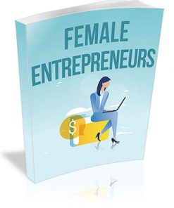 Female Entrepreneurs PLR Report