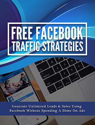 Free Facebook Traffic Strategies Ebook and Videos MRR