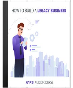 How to Build a Legacy Business Audio MRR