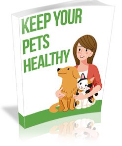 Keep Your Pets Healthy PLR Report