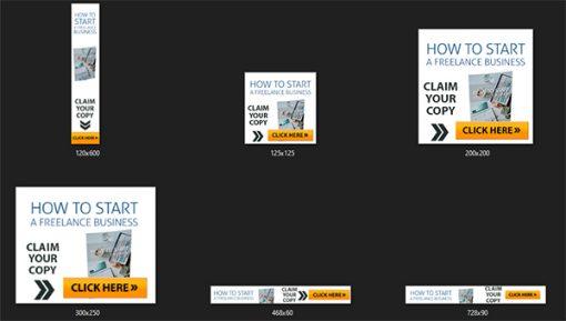 Start a Freelance Business Ebook and Videos MRR