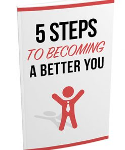 5 Steps to Become a Better You Report MRR