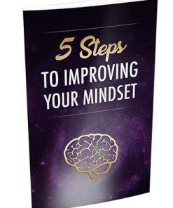 5 Steps to Improving Your Mindset Report MRR