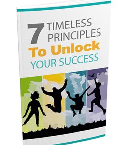 7 Timeless Principles to Unlock Your Success Report MRR