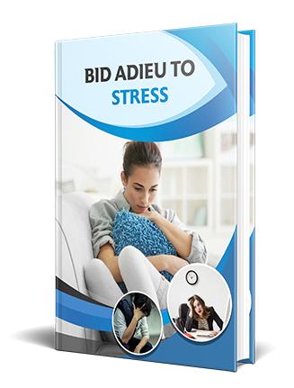 Bid Adieu to Stress PLR Ebook
