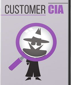Customer CIA Videos with Master Resale Rights