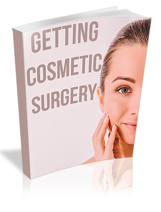 Getting Cosmetic Surgery PLR Report