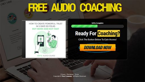 How to Create Powerful Trust Audio MRR