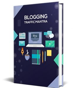 Blogging Traffic Mantra Ebook MRR