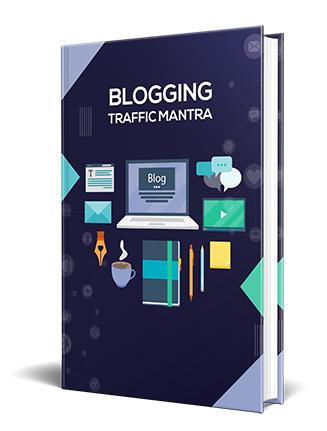 Blogging Traffic Mantra Ebook MRR